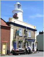 The Sole Bay Inn, Southwold
